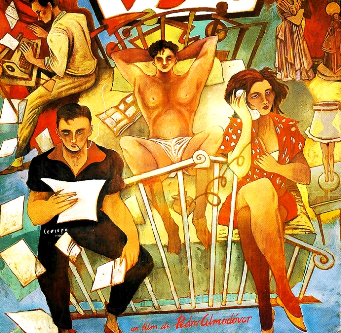Poster 06 - La Ley Del Deseo